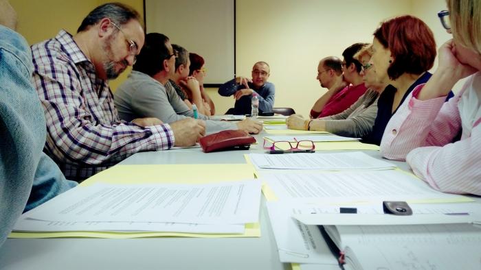 Grup de treball municipal ampliat d'ERC