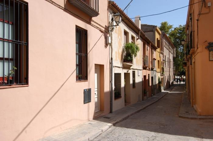 L'Hospitalet de Llobregat, Carrer Xipreret