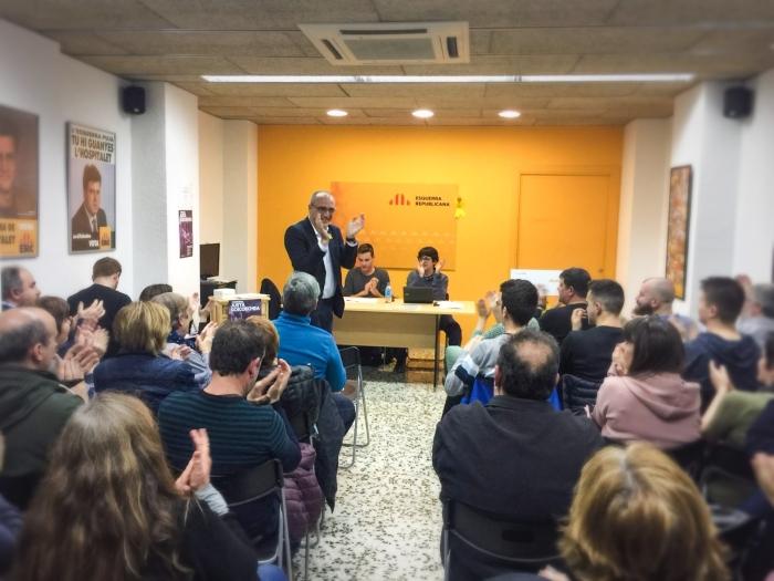Antoni Garcia, escollit cap de llista a les municipals 2019