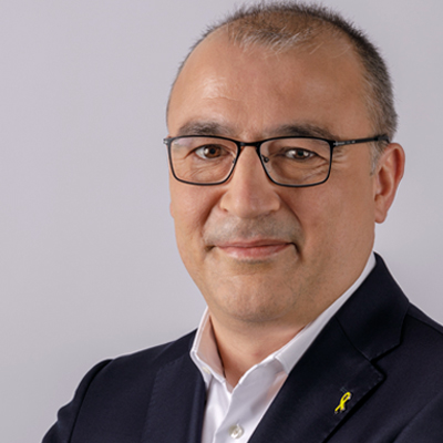 Antoni Garcia, portaveu republicà